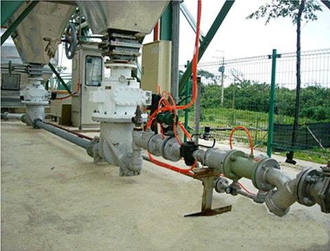 Katec EAF Dust Reutilization Plant Zinc Oxides Conveying and Dedusting System
